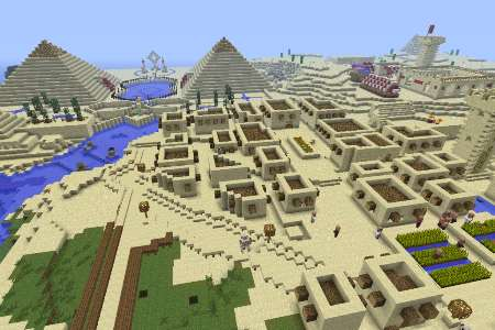 <strong>Adventure Mapping</strong> journey through Minecraft